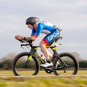 Greg Parker champion time trial rider